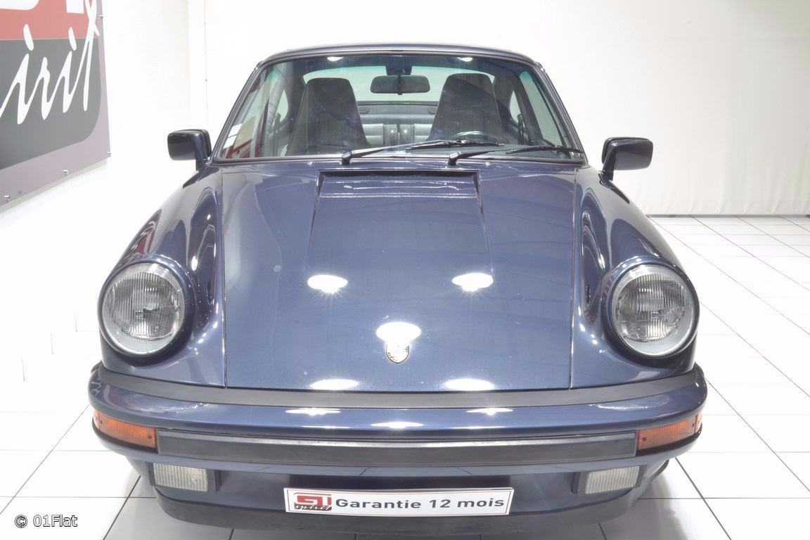 porsche d occasion 911 carrera 3 2 1987 89 vendre. Black Bedroom Furniture Sets. Home Design Ideas
