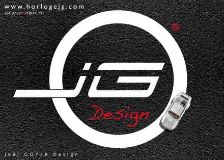 Horloge JG Design
