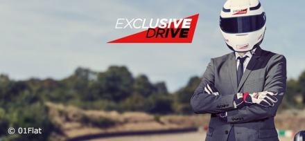 EXCLUSIVE DRIVE