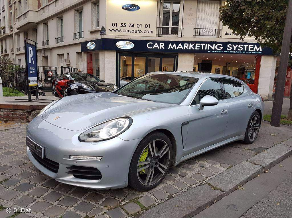 porsche d occasion panamera s e hybrid 1 vendre. Black Bedroom Furniture Sets. Home Design Ideas