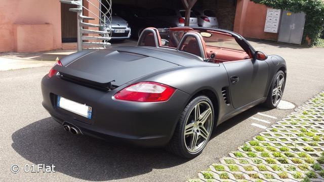 porsche d occasion boxster 987 s 2005 07 vendre. Black Bedroom Furniture Sets. Home Design Ideas
