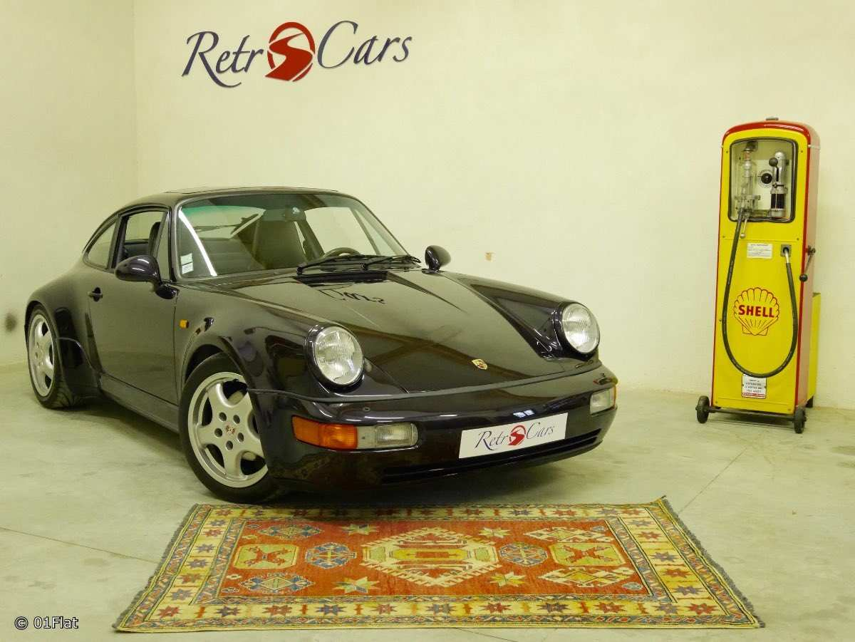 porsche d occasion 911 964 carrera 4 anniversaire 1993 94 vendre. Black Bedroom Furniture Sets. Home Design Ideas